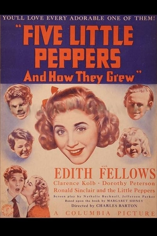 Five Little Peppers And How They Grew (1939)