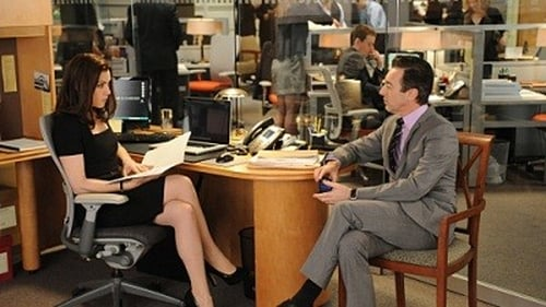 The Good Wife - Season 1 - Episode 16: Fleas