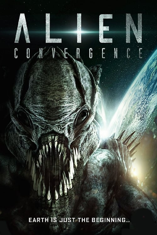 Alien Convergence - Battle in the Sky - Poster