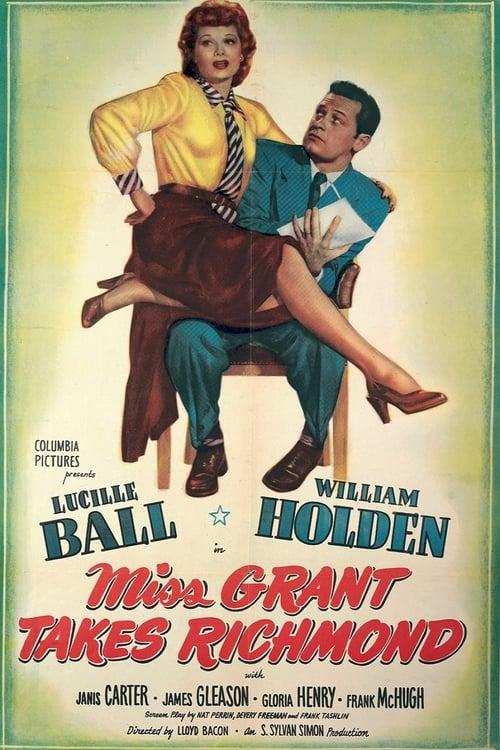 Mira La Película Miss Grant Takes Richmond Gratis