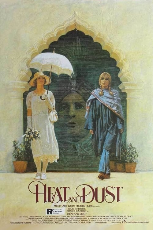 The poster of Heat and Dust