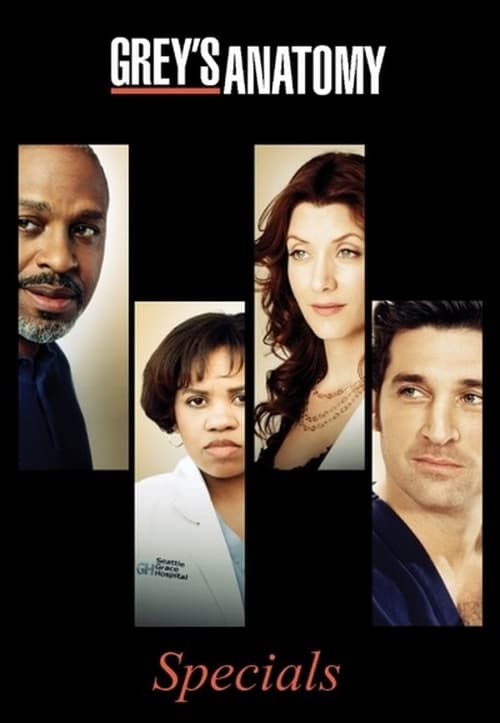 Grey X27 S Anatomy: Specials
