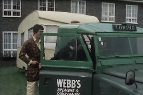 George And Mildred 1976 1080p Retail: Season 1 – Episode Where My Caravan Has Rested
