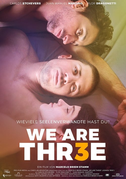 Ver Somos tr3s (2017) Online