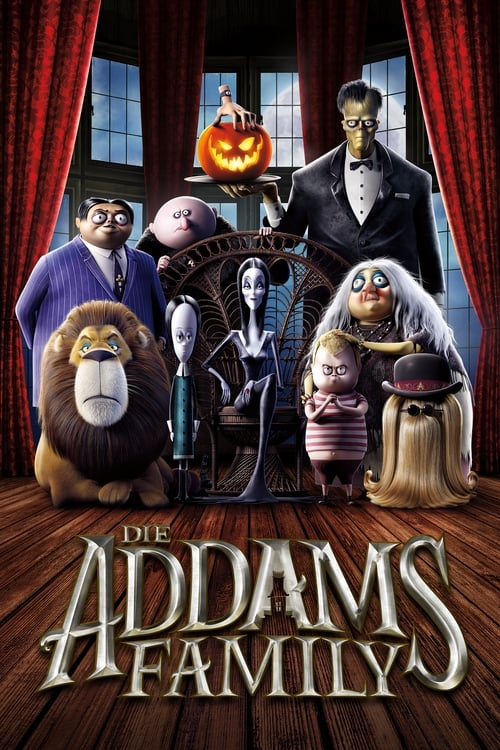 Die Addams Family - Familie / 2019 / ab 6 Jahre