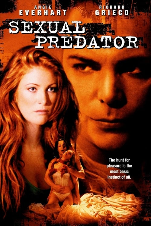 The poster of Sexual Predator