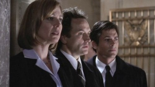 The West Wing 2002 Amazon Video: Season 3 – Episode Manchester: Part 1