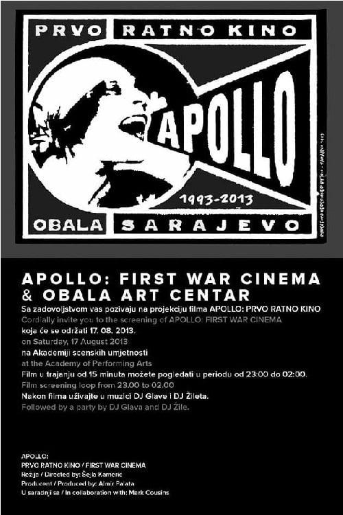 Apollo: First War Cinema (2013)
