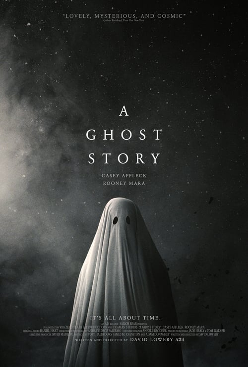Here A Ghost Story
