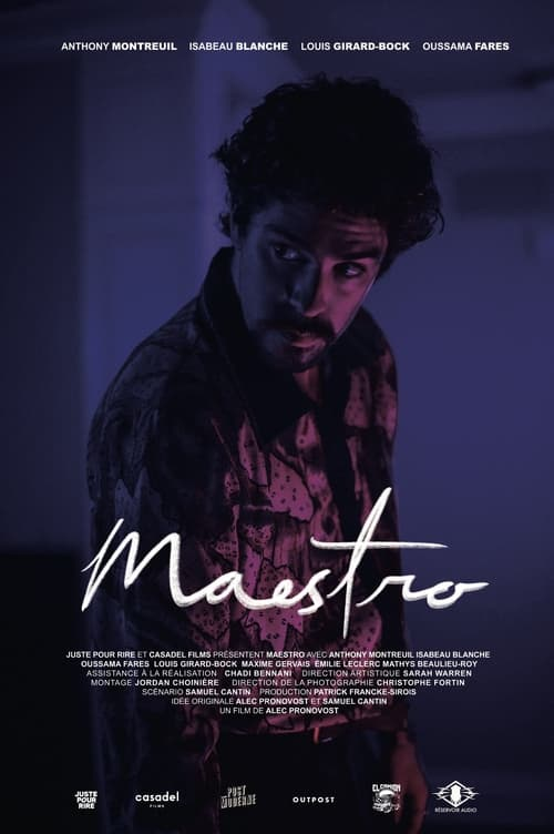 Maestro On the website