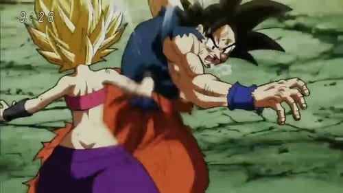 Dragon Ball Super: Season 1 – Episod With Great Joy! The Fighting Freak Saiyans' Battle Rejoined!!