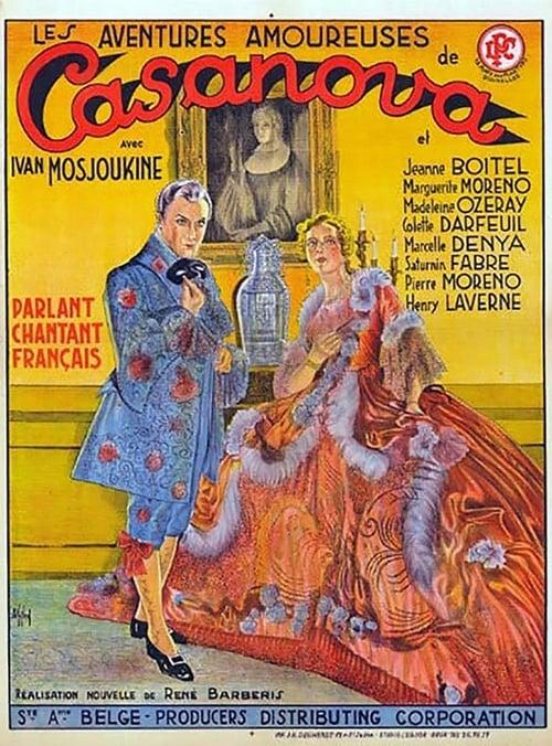 Casanova (1934)