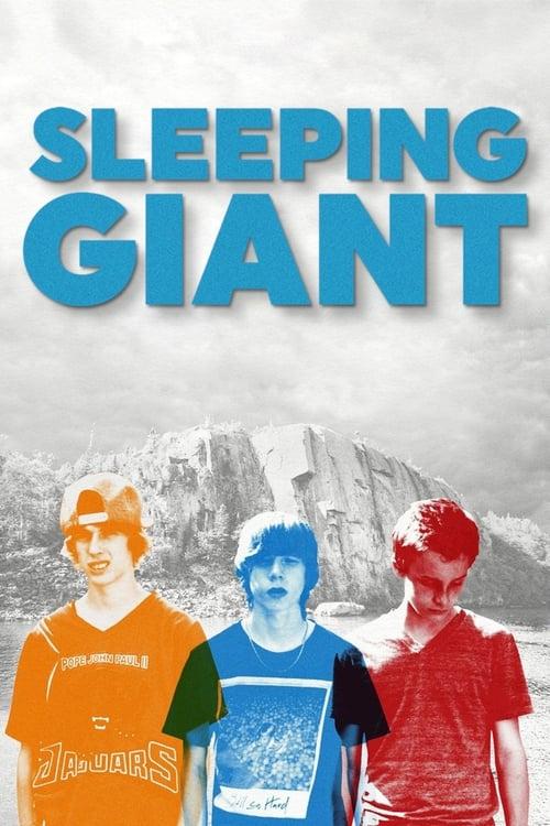 Sleeping Giant (2015) Poster