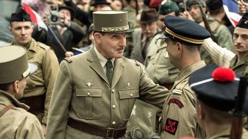 Poster della serie De Gaulle, l'éclat et le secret