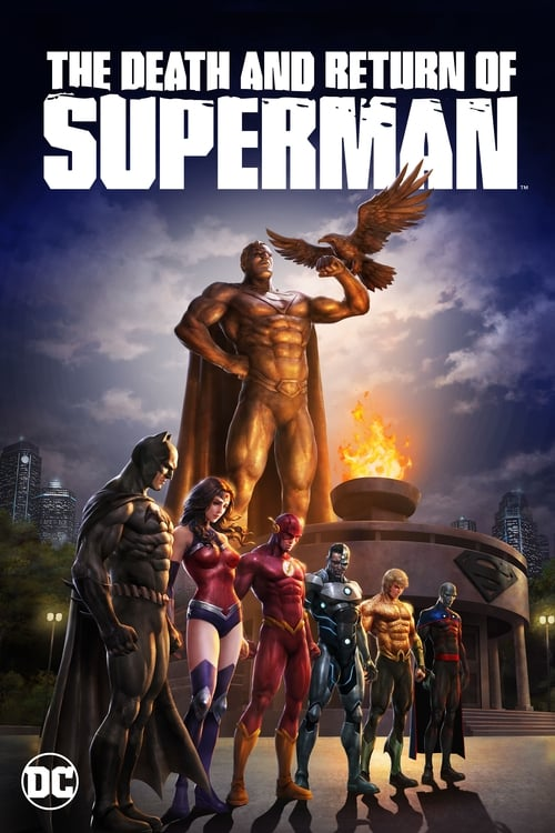 The Death and Return of Superman film en streaming
