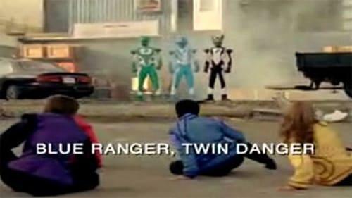 Power Rangers: Jungle Fury – Episod Blue Ranger, Twin Danger