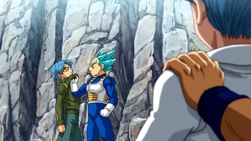 Dragon Ball Super: Season 1 – Episod He Who is of Saiyan Blood Trunks' Resolve