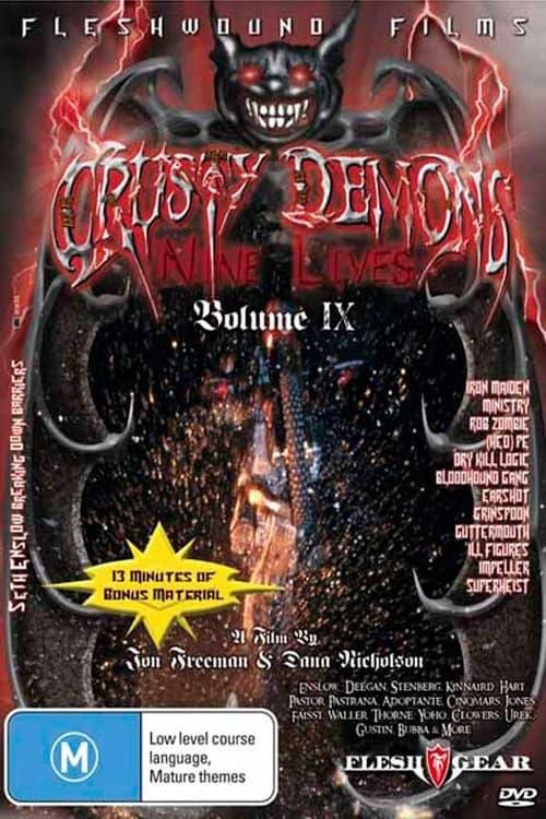 [720p] Crusty Demons: Nine Lives (2003) streaming Amazon Prime Video