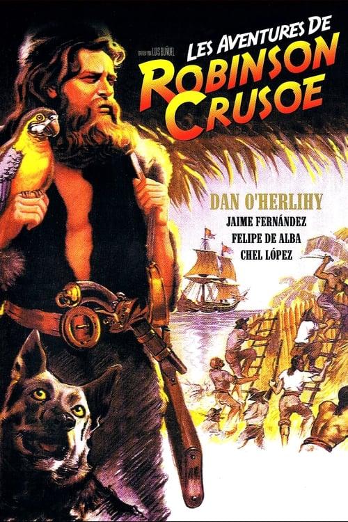Regarder Le Film Les Aventures de Robinson Crusoé Entièrement Doublé