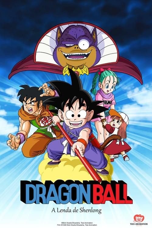 Assistir Dragon Ball: A Lenda de Shenlong Em Boa Qualidade Hd