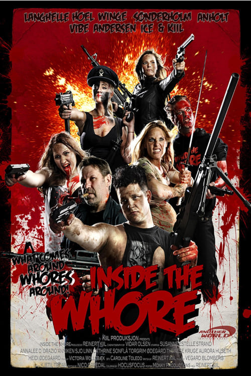 Largescale poster for Inside the Whore