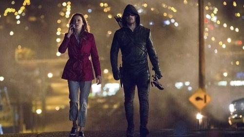Arrow: Season 2 – Episode Streets of Fire