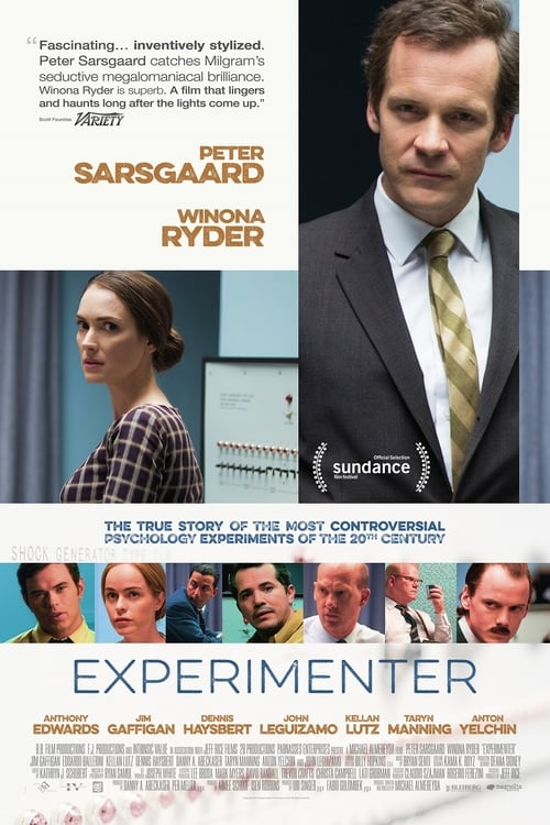 Streaming Experimenter (2015) Movie Free Online