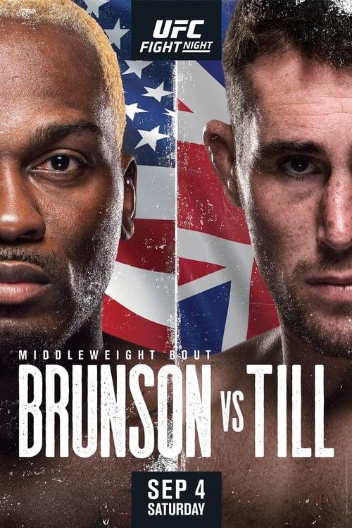 Watch UFC Fight Night 191: Brunson vs. Till Online Yourvideohost
