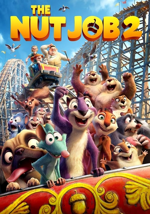 Box office prediction of The Nut Job 2: Nutty by Nature
