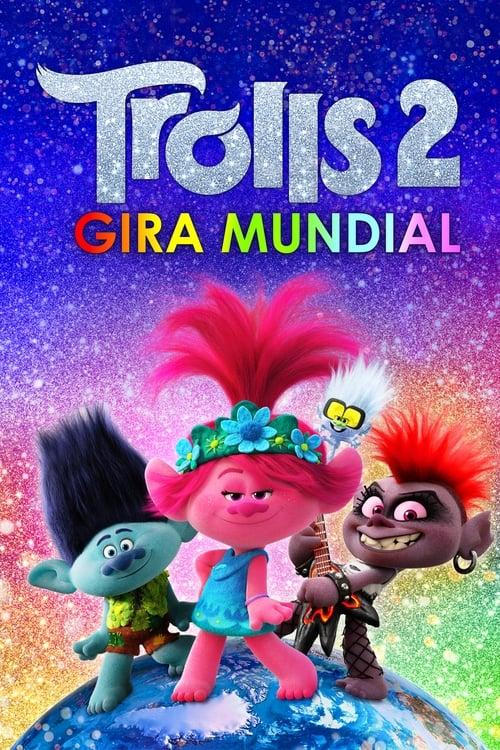 Trolls 2: Gira mundial