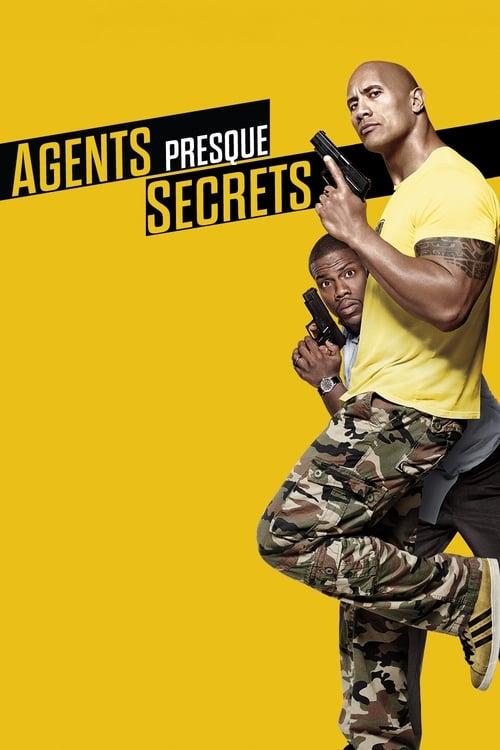 Agents presque secrets (2016)