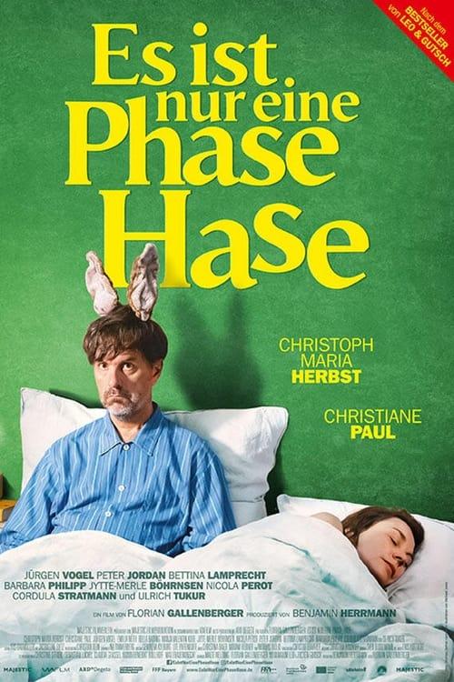 Es ist nur eine Phase, Hase (2021) Poster