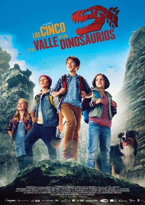 Los cinco y el valle de los dinosaurios [Castellano] [dvdrip] [rhdtv] [hd720] [hd1080]