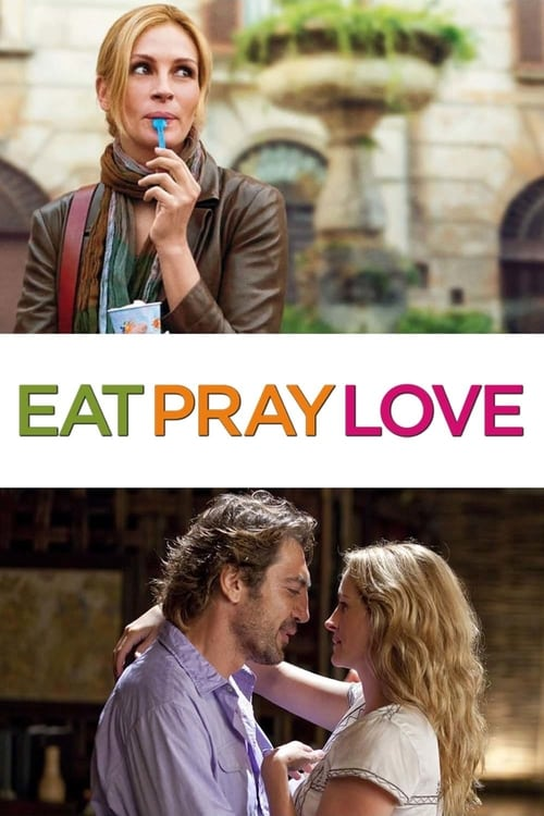 Eat Pray Love - Poster