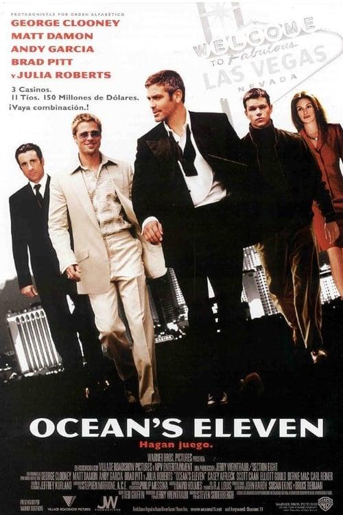 Ocean's Eleven Peliculas gratis