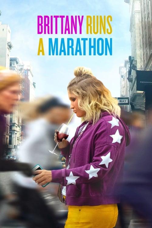 Poster von Brittany Runs a Marathon