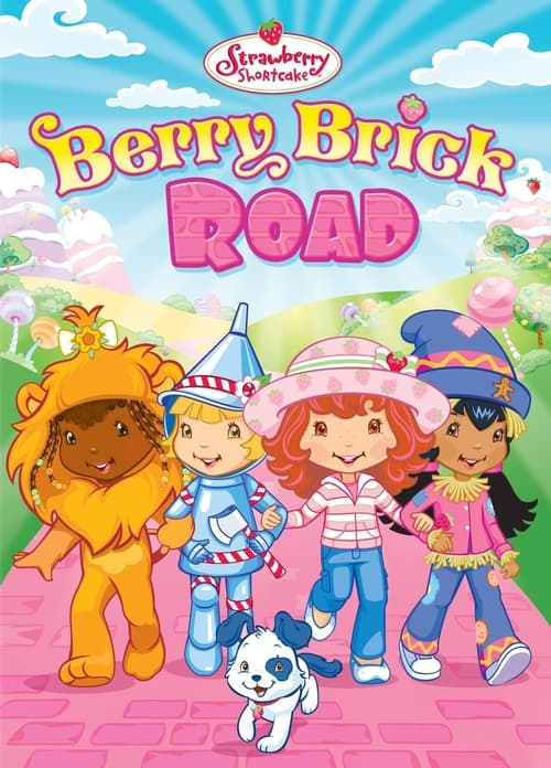 Largescale poster for Strawberry Shortcake: Berry Brick Road