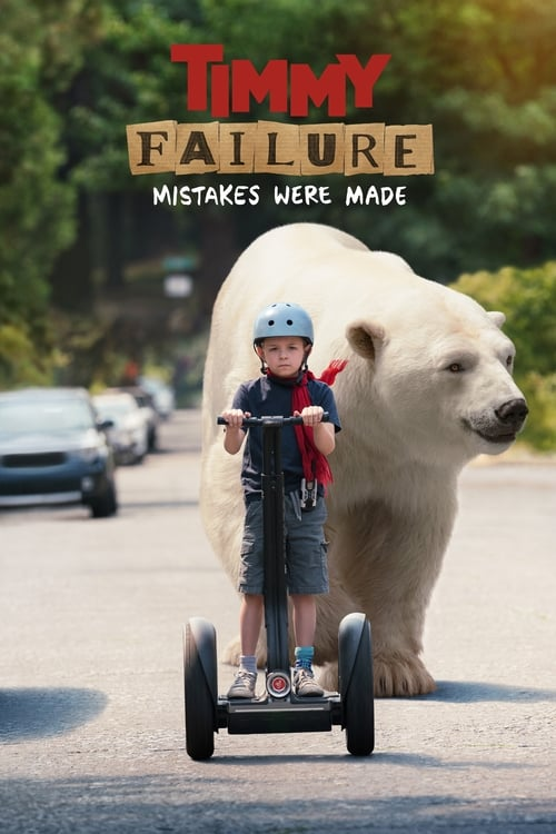 Watch Timmy Failure: Mistakes Were Made (2020) Movie Free Online