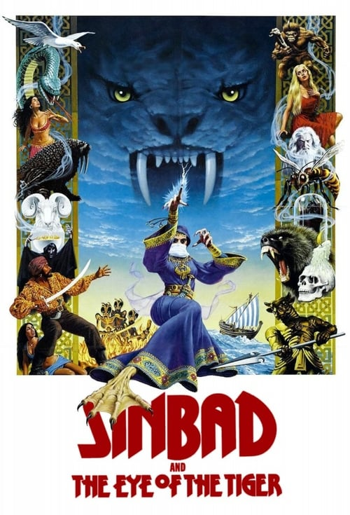 Watch Sinbad and the Eye of the Tiger (1977) Best Quality Movie