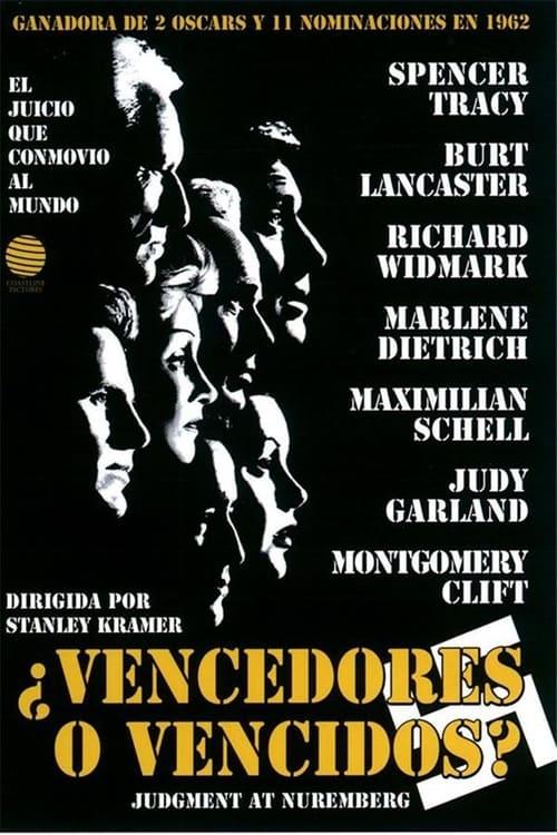 Película ¿Vencedores o vencidos? (El juicio de Nuremberg) En Buena Calidad Gratis