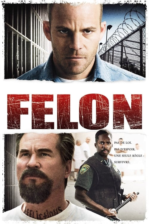 Voir Felon (2008) streaming film en français