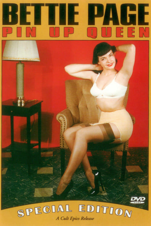 Betty Page: Pin Up Queen