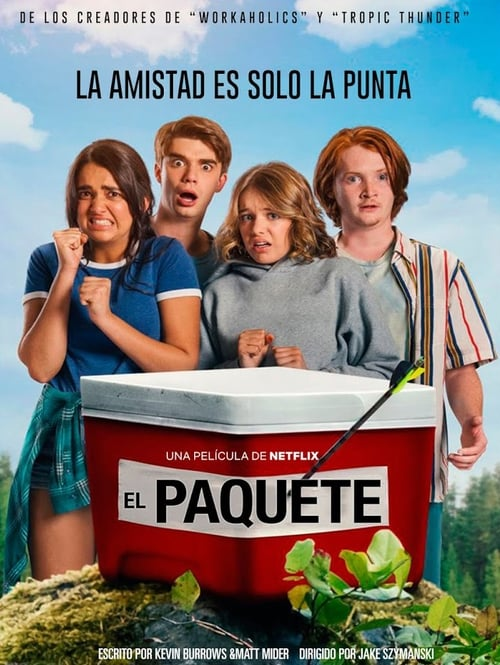 El paquete [Castellano] [Latino] [Vose] [hd1080] [rhdtv] [hd720]