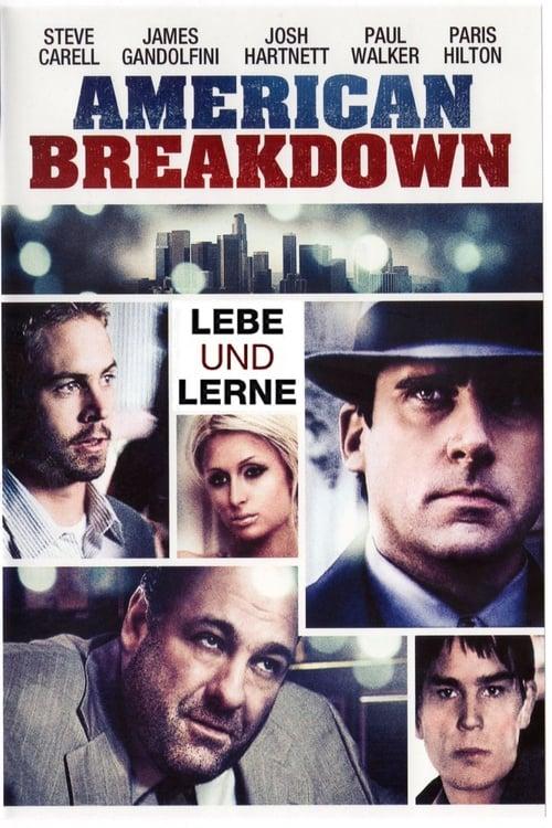 American Breakdown - Lebe und Lerne - Poster