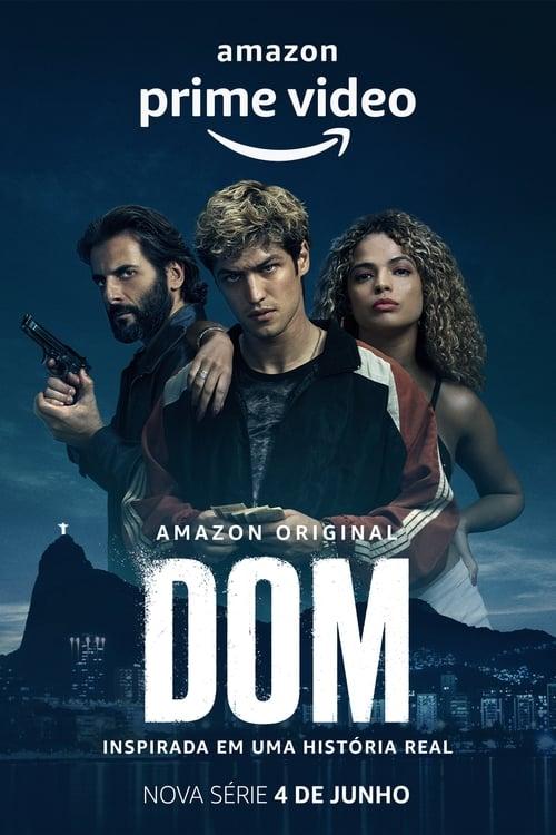 Download Dom (Season 1) Dual Audio {Hindi-English} WeB-HD 480p [150MB] || 720p [450MB]