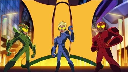 Stretch Armstrong & the Flex Fighters Season 2 Episode 4