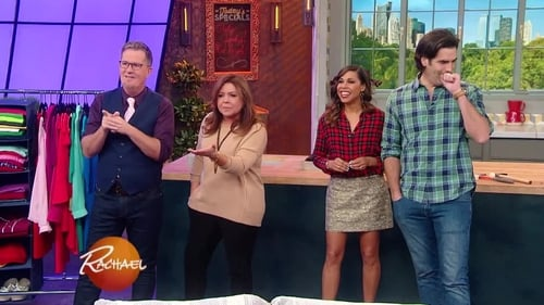 Rachael Ray - Season 13 - Episode 156: Taniya Nayak; Carter Oosterhouse; Peter Walsh; Mexican Stew with a Twist