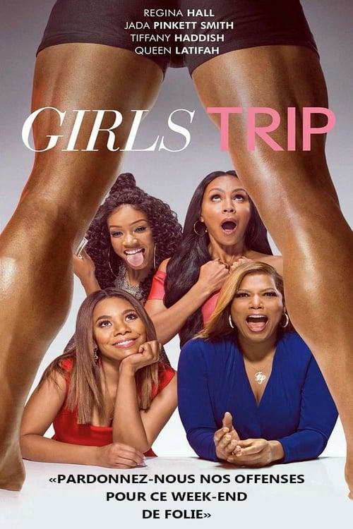 Regarder Le Film Girls Trip Entièrement Doublé