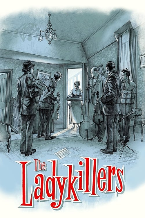Watch The Ladykillers (1955) Movie Free Online