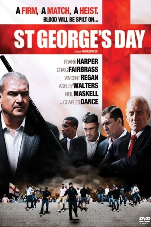 St George's Day (2012) Poster